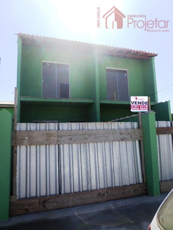Casa residencial à venda, Vila Camarim, Queimados.