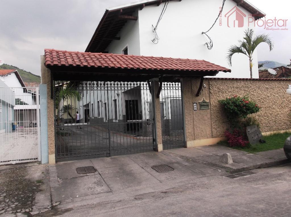 Casa residencial à venda, Luz, Nova Iguaçu.