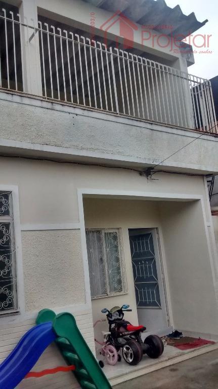 Casa residencial à venda, Vila Nova, Nova Iguaçu.