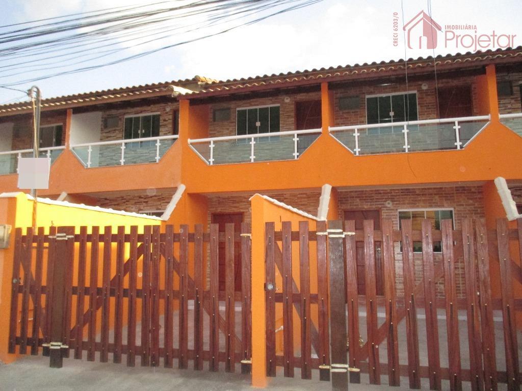 Casa residencial à venda, Valverde, Nova Iguaçu.