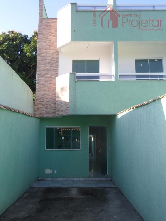 Casa residencial à venda, Vila Bandeirantes, Nova Iguaçu.