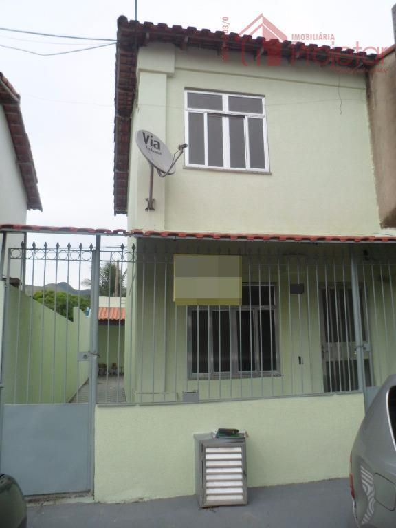 Casa residencial à venda, Jardim Canaã, Nova Iguaçu.