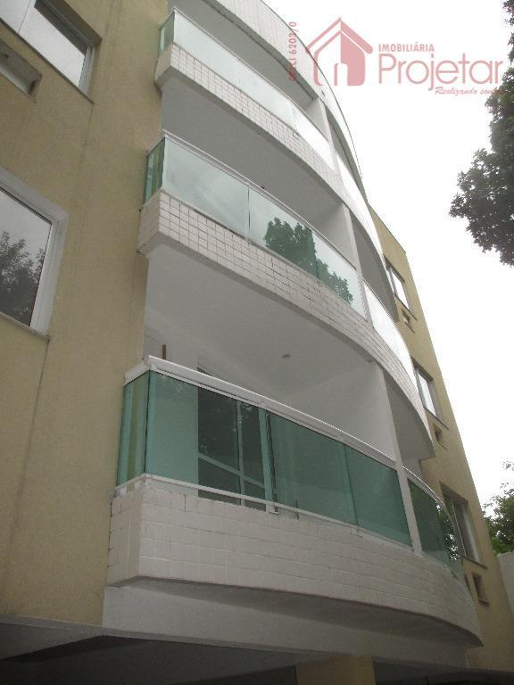 Apartamento residencial à venda, Centro, Mesquita.