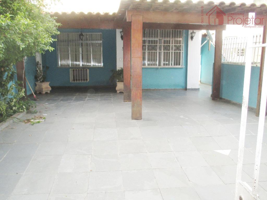 Casa residencial à venda, Califórnia, Nova Iguaçu.