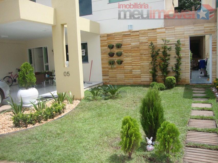 Casa Duplex com 4 quartos sendo 2 suites no Turu em São Luís – MA