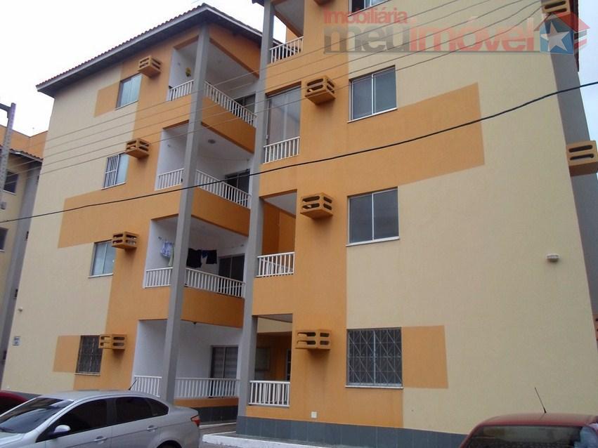 Apartamento com 2 quartos no bairro do Turu em São Luís – MA.