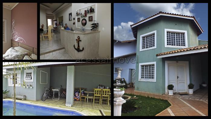 Casa residencial à venda, Portal dos Pássaros, Boituva - CA0010.