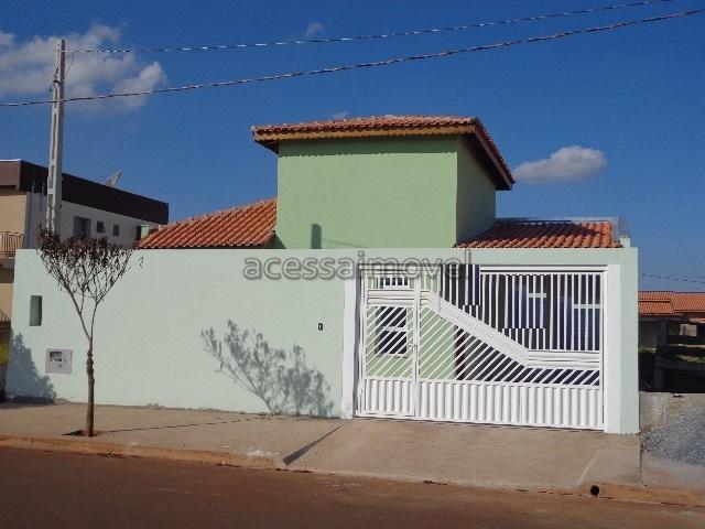 Casa  residencial à venda, Portal Ville Primavera I, Boituva.