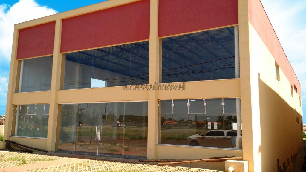 Galpão  comercial para locação, Centro Empresarial Castelo Branco, Boituva.