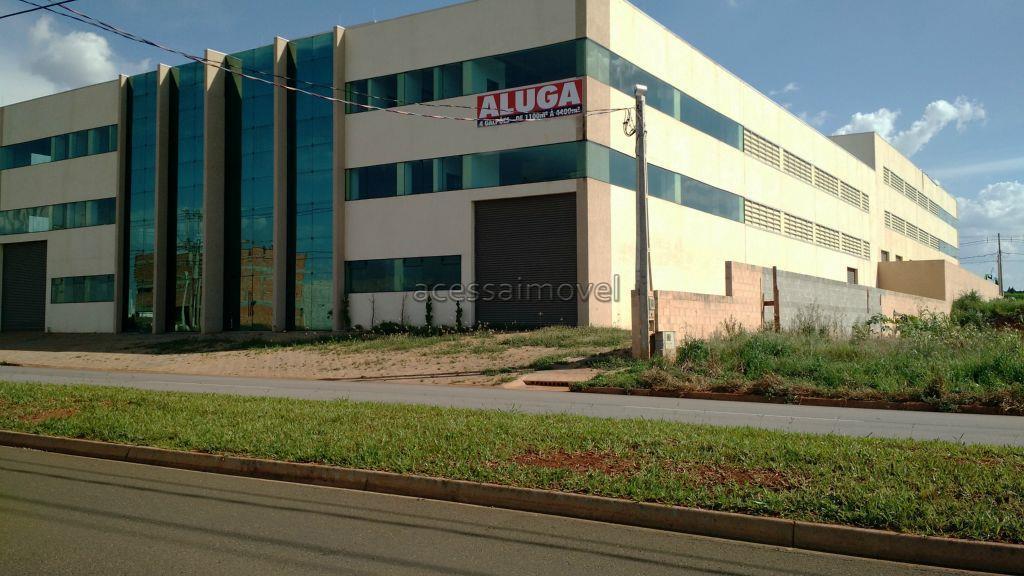Galpão  industrial para locação, Centro Empresarial Castelo Branco, Boituva.