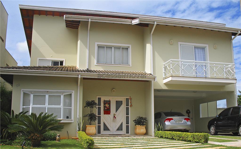 Casa Residencial à venda, Portal dos Pássaros II, Boituva - CA0073.
