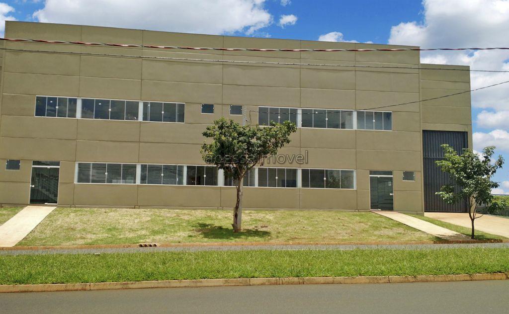 Galpão  industrial para venda e locação, Centro Empresarial Castelo Branco, Boituva.