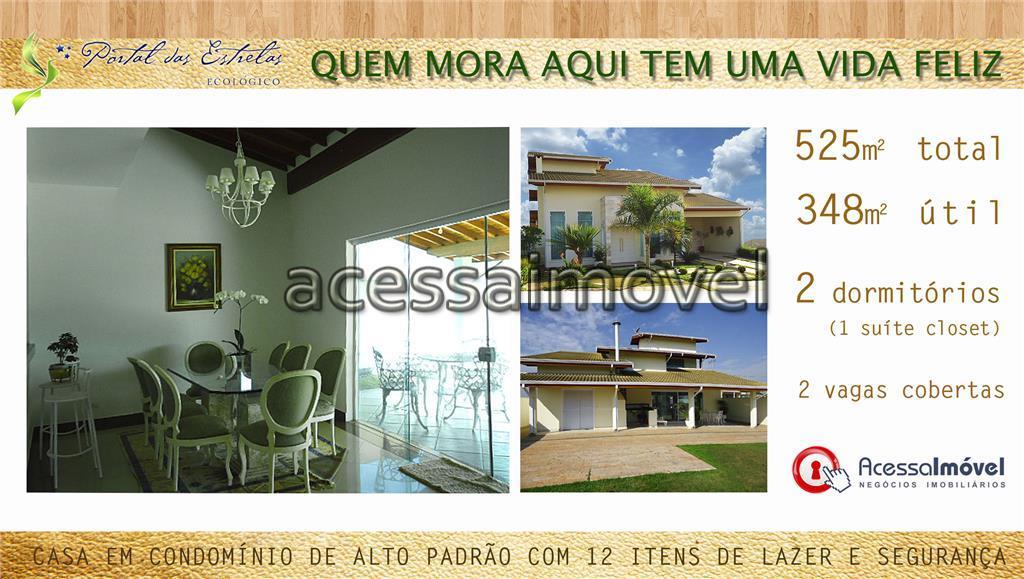 Casa Residencial à venda, Portal das Estrelas I, Boituva - CA0026.