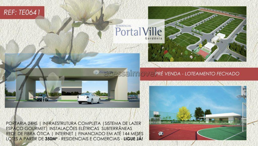 Pré Lançamento - Loteamento Fechado -  Portal Ville Gardênia, Boituva.