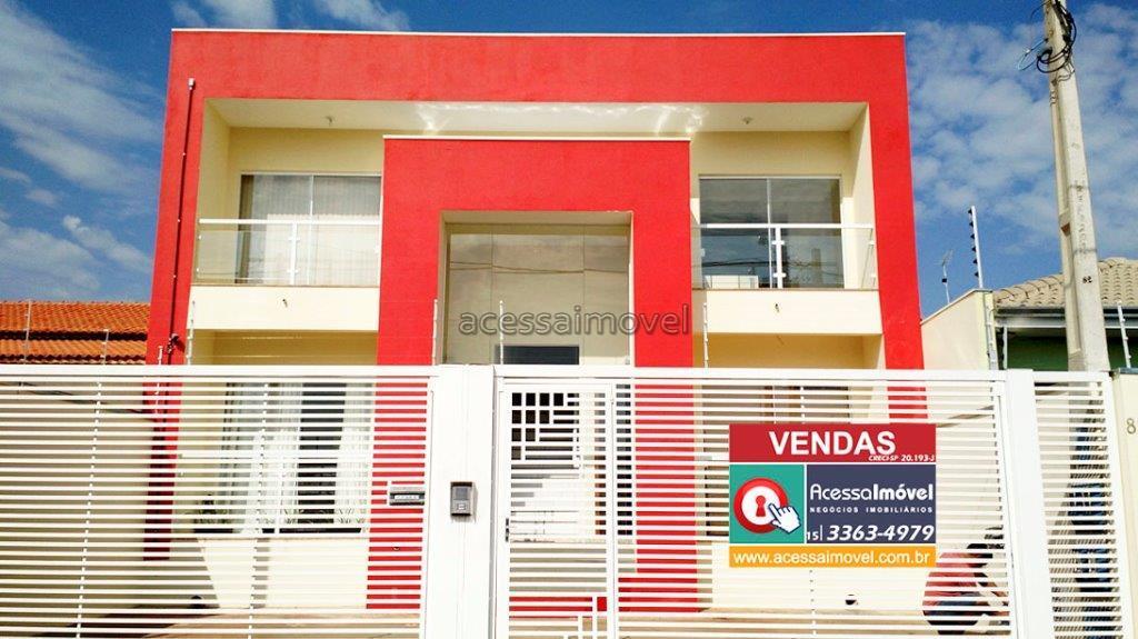 Apartamento residencial à venda, Águia da Castelo, Boituva.