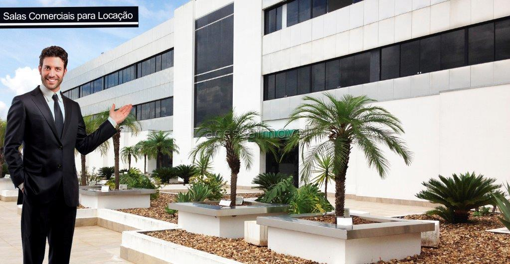 Sala comercial para locação, Centro, Boituva - SA0002.