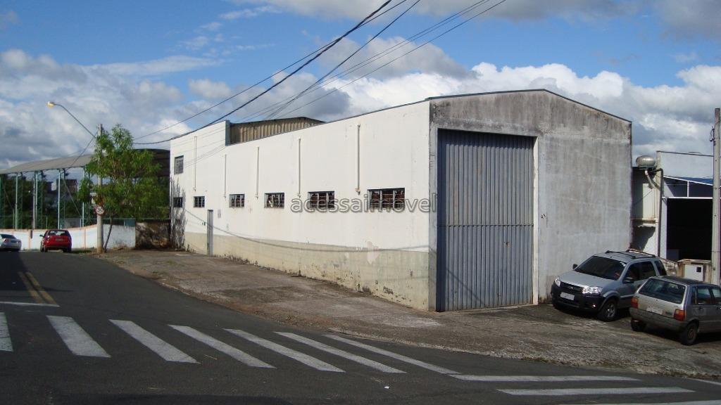 Galpão comercial para locação, Jardim das Palmeiras, Boituva.