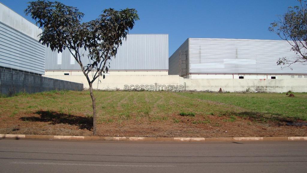 Terreno industrial à venda, Centro Empresarial Castelo Branco, Boituva.