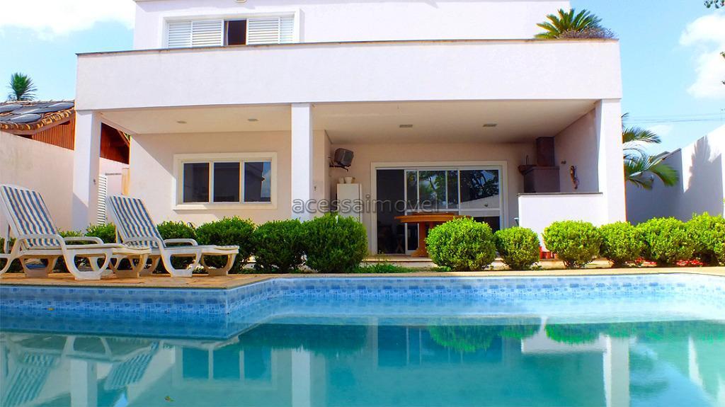 Casa residencial à venda, Portal dos Pássaros, Boituva - CA0603.