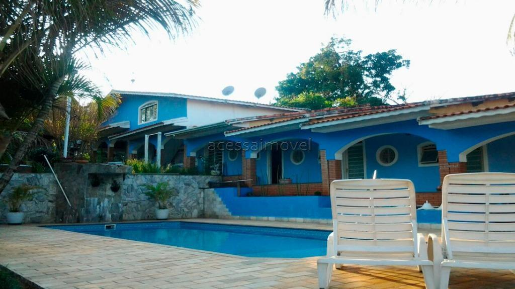 Excelente Chácara Residencial à venda, Jardim Flamboyant III, Boituva - CH0020.