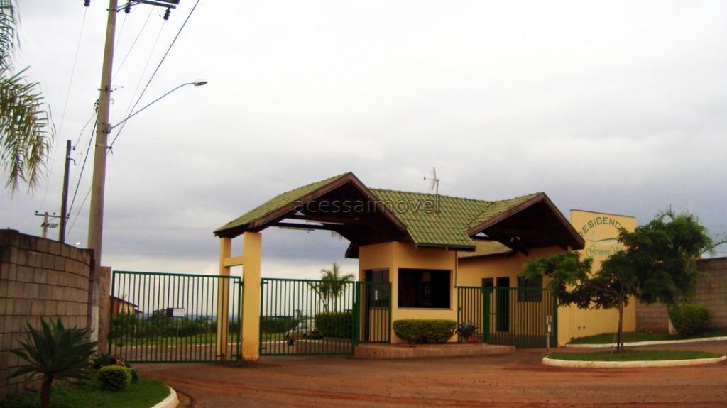 Terreno  residencial à venda, Residencial Green Ville II, Boituva.