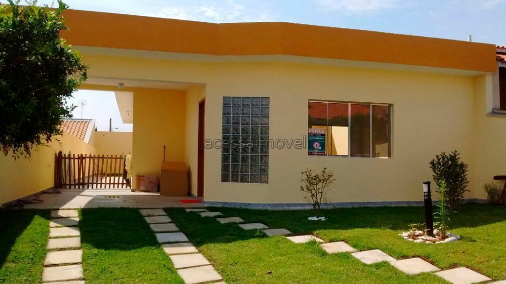 Casa residencial à venda, Jardim Sartorelli, Iperó - CA0438.