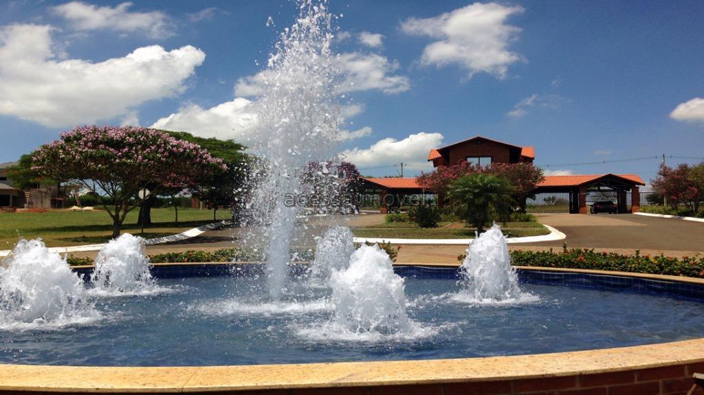 Terreno residencial à venda, Solaris Residencial E Resort, Boituva - TE0362.