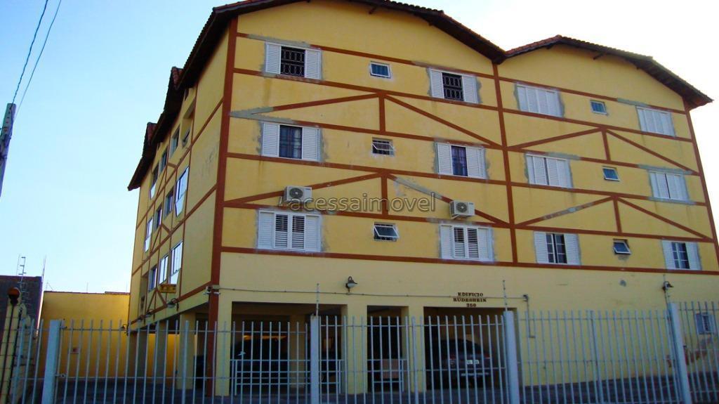 Apartamento residencial à venda, Jardim das Palmeiras, Boituva.