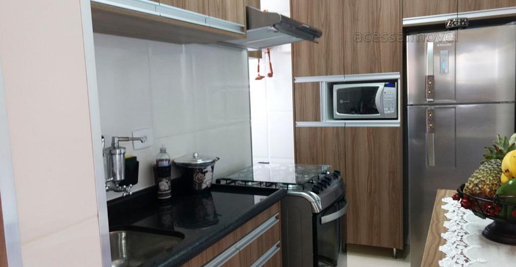 Lindo Apartamento residencial no Centro de Boituva.