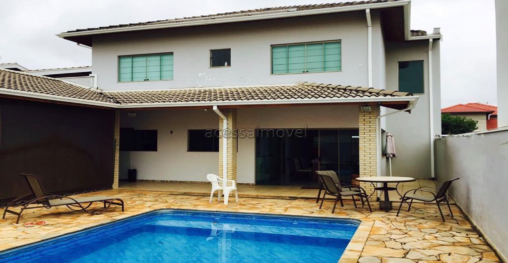 Casa residencial para venda e locação, Portal dos Pássaros, Boituva - CA0648.
