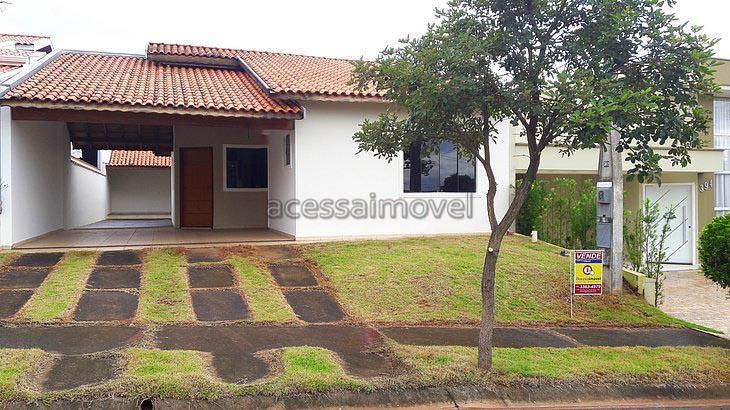 Casa residencial para venda e locação, Vivendas do Parque, Boituva - CA0642.