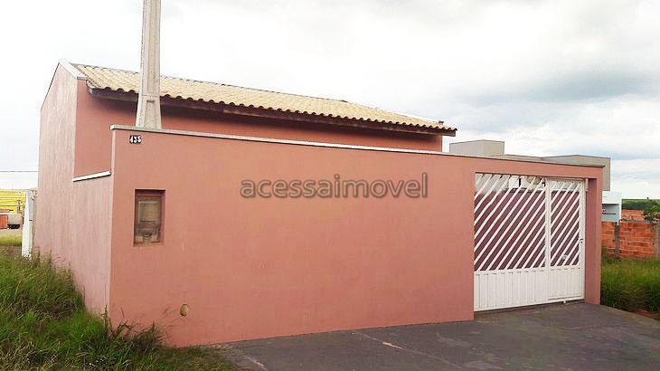 Casa residencial para locação, Residencial Água Branca, Boituva - CA0533.