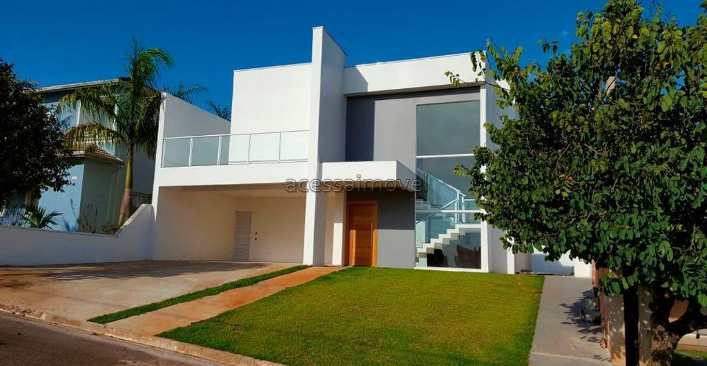 Casa residencial à venda, Portal das Estrelas II, Boituva.
