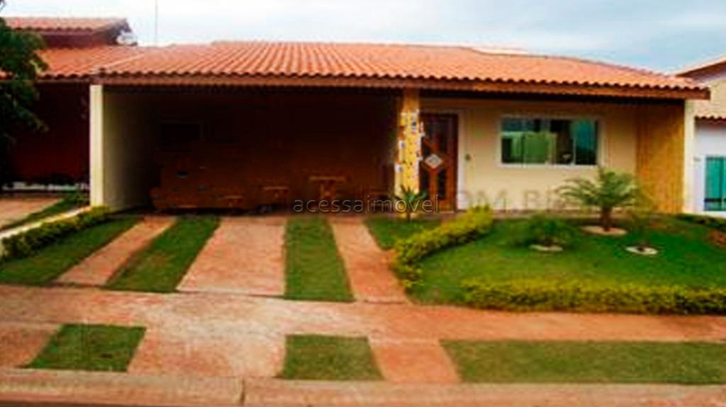 Casa Residencial à venda, Vivendas do Parque, Boituva - CA0043.