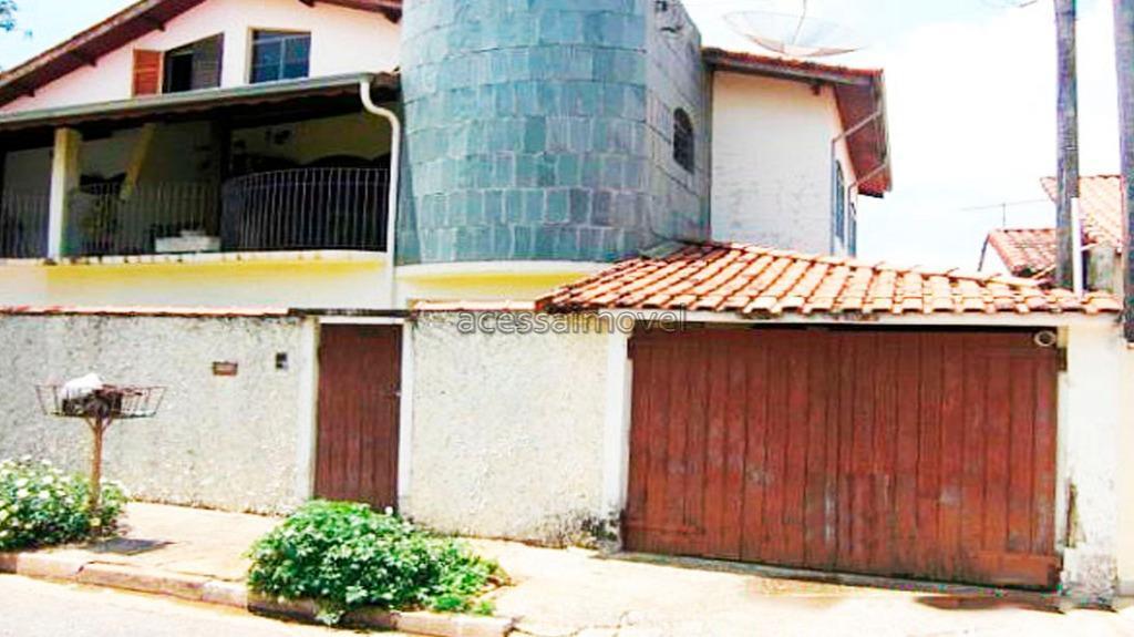 Casa Residencial à venda, Jardim Oreana, Boituva - CA0017.