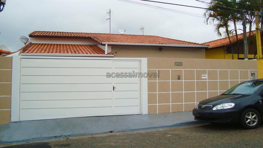 Casa Residencial à venda, Jardim Amélia, Boituva - CA0079.