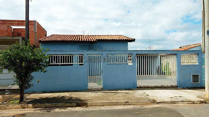 Casa residencial à venda, De Lorenzi, Boituva.