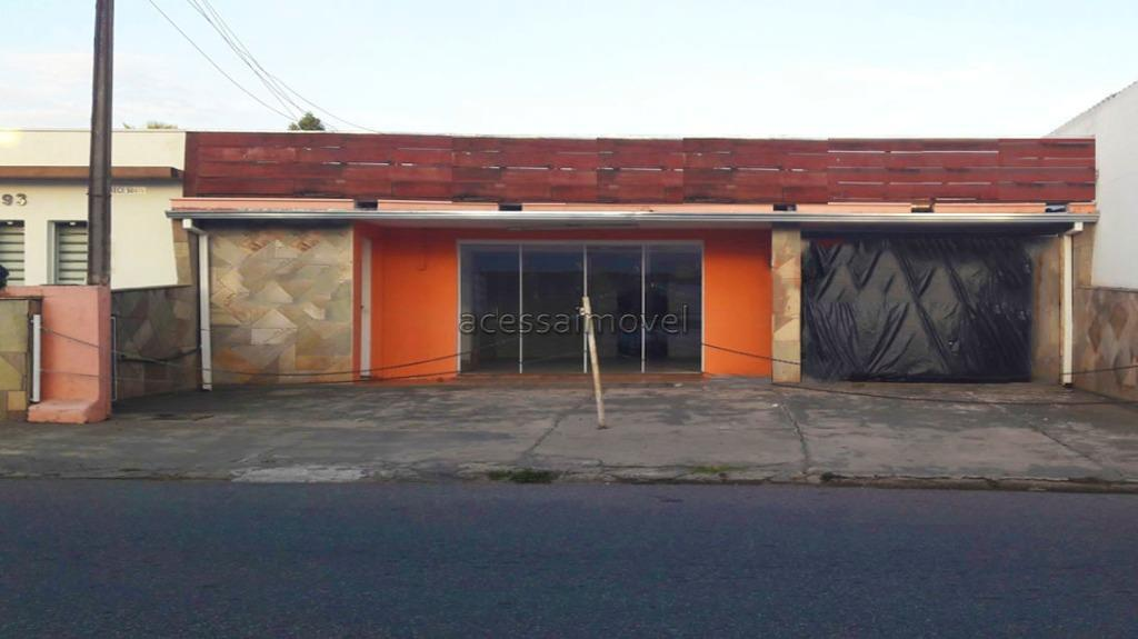 Loja comercial para locação, Centro, Boituva - LO0003.