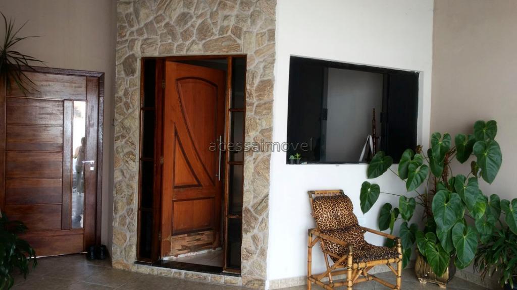 Casa residencial à venda, Terras de Santa Cruz, Boituva.