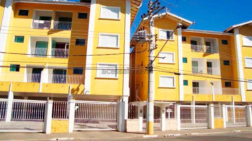 Apartamento residencial à venda, Parque Nossa Senhora das Graças, Boituva - AP0002.