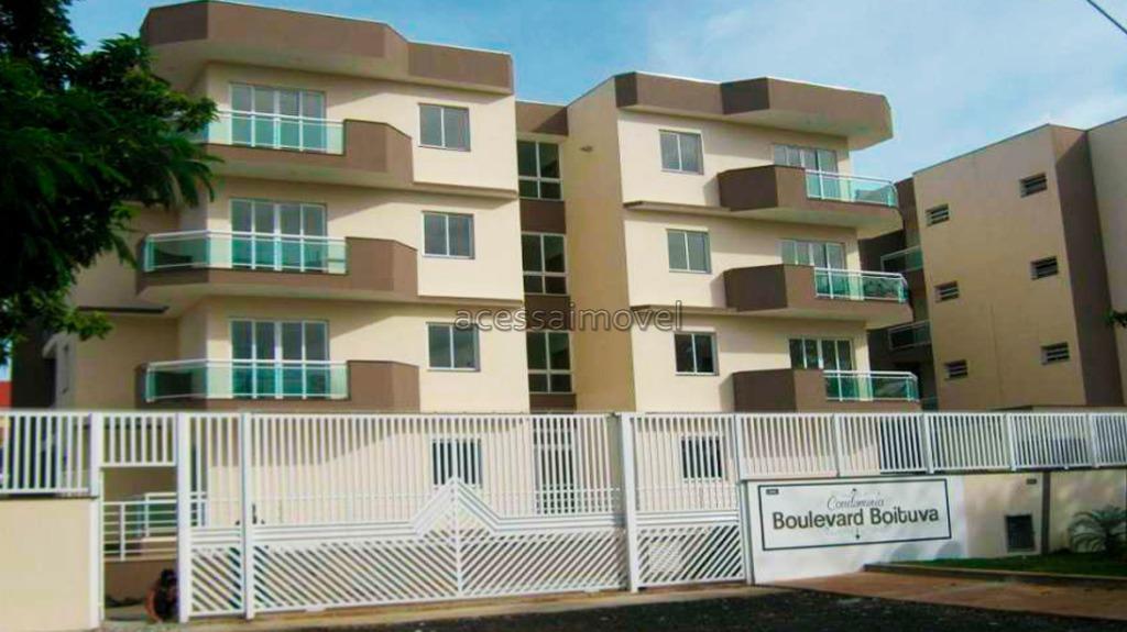 Apartamento no Edifício Boulevard em Boituva.