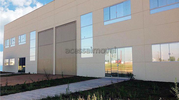 Galpão industrial à venda, Centro Empresarial Castelo Branco, Boituva.