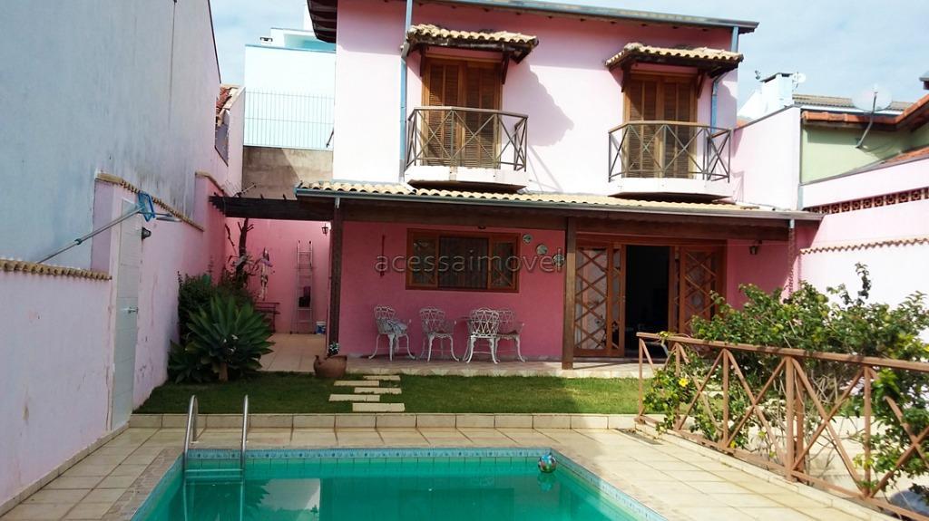 Casa residencial à venda, Vicente Laureano, Boituva - CA0702.