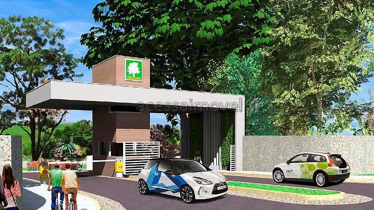 terreno perfeito, tamanho excepcional, localização excelente para construir sua casa para morar ou investir. tropicália garden...