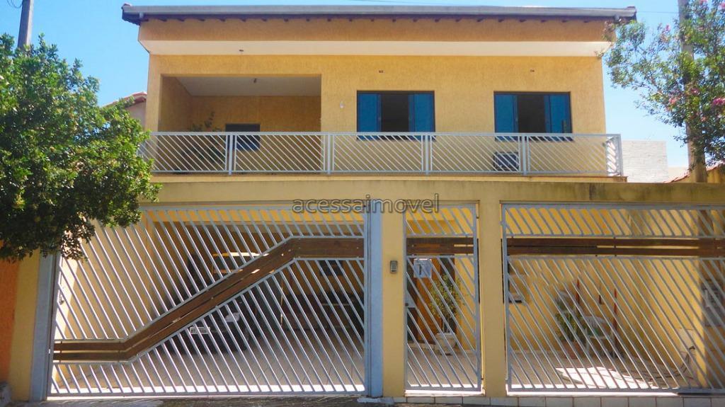 Casa residencial à venda, De Lorenzi, Boituva - CA0108.