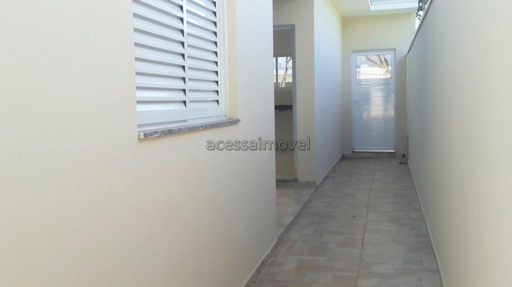 casa nova, pronta para morar, no loteamento mais charmoso de boituva. são 140m² de área construída...