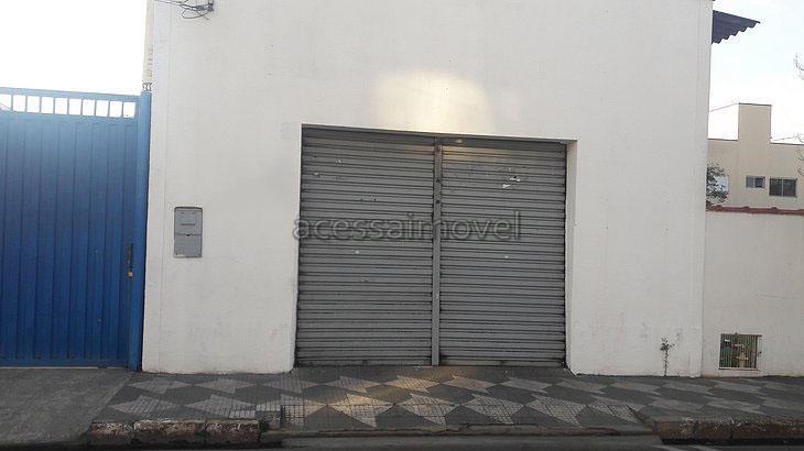 Salão comercial para locação, Centro, Boituva - SL0003.