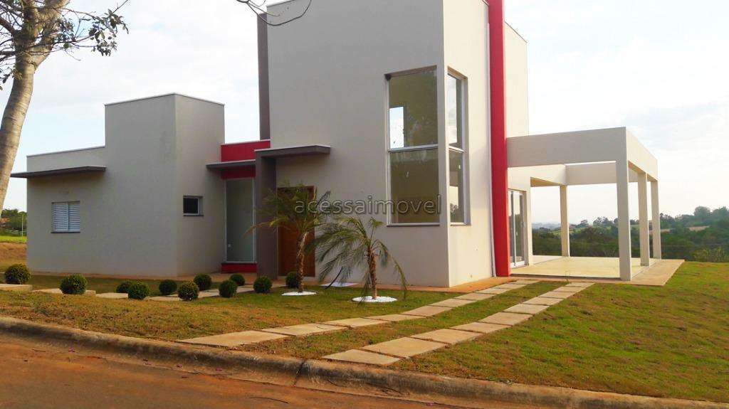 Casa residencial para locação, Residencial São José de Boituva, Boituva - CA0665.