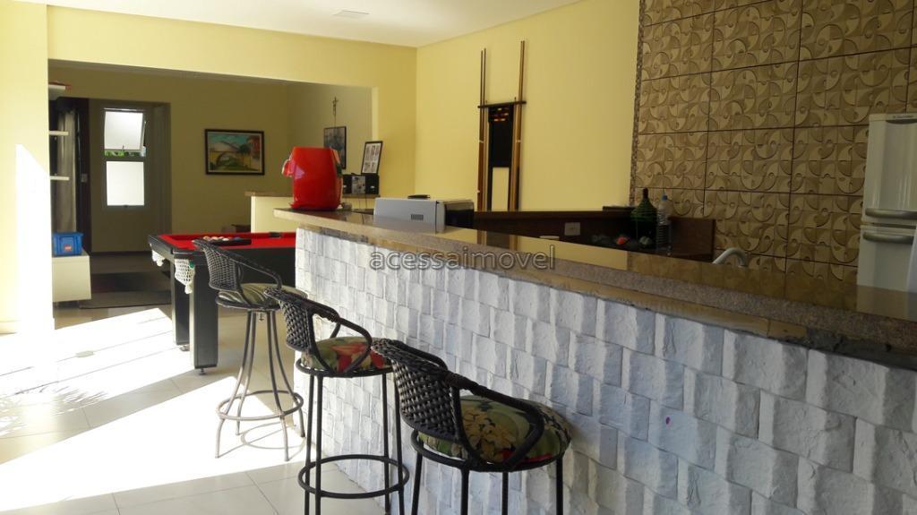 Casa residencial à venda, Portal dos Pássaros, Boituva - CA0276.