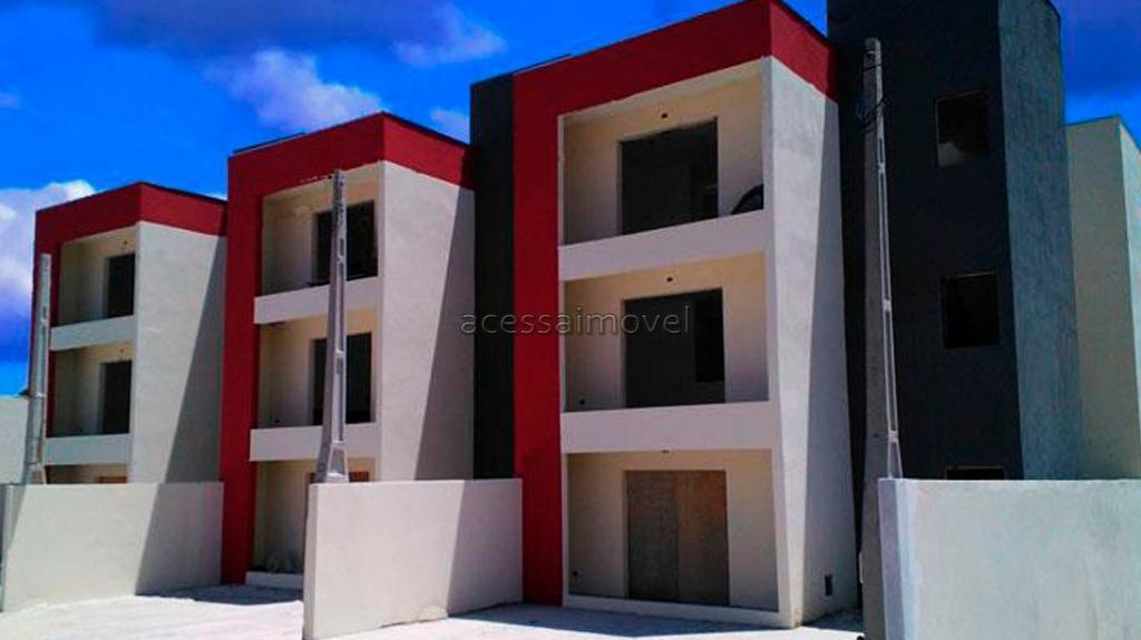 Apartamento residencial à venda, Residencial Água Branca, Boituva - AP0057.